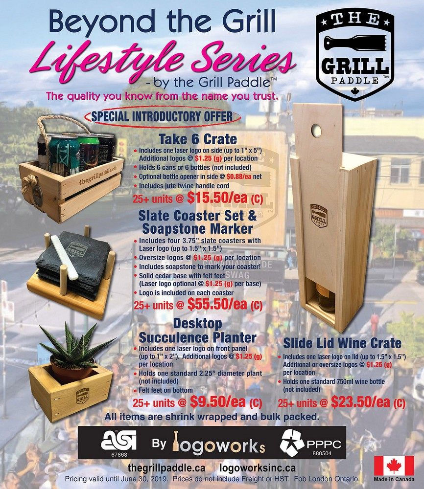 Beyond the Grill: Lifestyle Series
