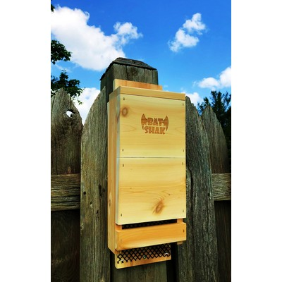 Bat Shak Cedar Bat House - Lifestyle Series
