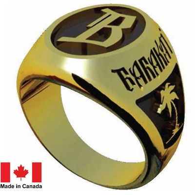 Corporate Ring - 10kt Gold